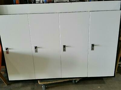CHEAP Locker/Storage unit - 4 person unit