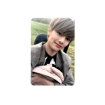 [STRAY KIDS]Cle 2:Yellow Wood/Side Effects/Official Photocard/Outdoor-I.N