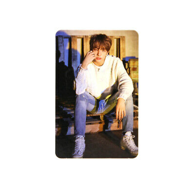 [STRAY KIDS]Cle 2:Yellow Wood/Side Effects/Official Photocard/Concept-HYUNJIN