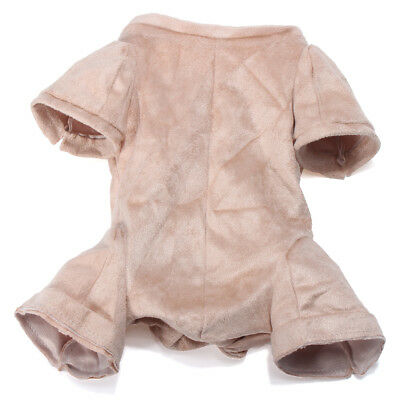 22'' Reborn Baby Supplies Doe Suede Body For 3/4 Arms Full Legs Doll Reborn