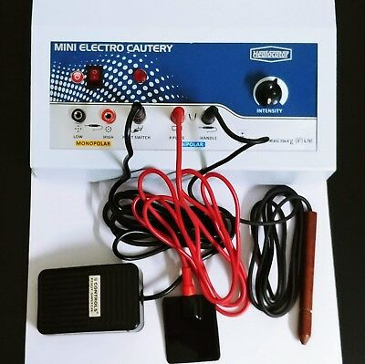 Skin Surgical Cautery Electro Surgical Diathermy Unit For Skin Surgery