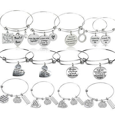 Expandable Womens Wire Bangle Bracelet Silver Bracelet Jewelry Stainless Steel