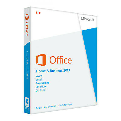 Microsoft Office 2013 Home and Business Multilingual Download