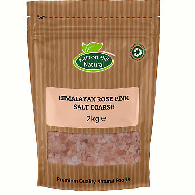 Himalayan Pink Salt Coarse - Food Grade