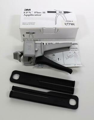 3M 62-9170-9930-1 DMA 50 EPX PLUS II MANUAL GLUE APPLICATOR W// 2 PLUNGERS NEW
