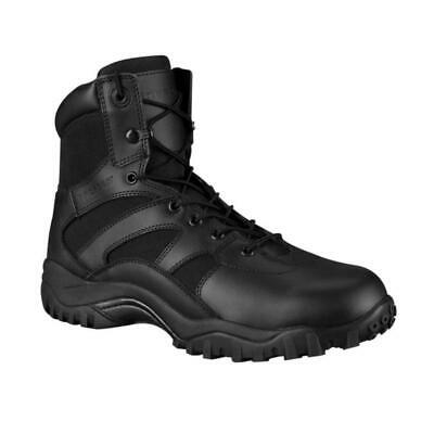 "Propper F4522 Mens 6"" Tactical Duty Boot, Side Zip, Black"