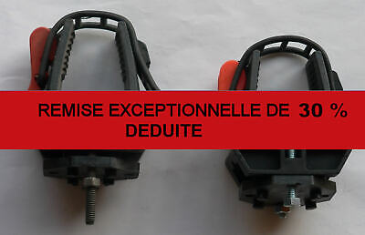 Attache skis à fixer sur des barres de toit