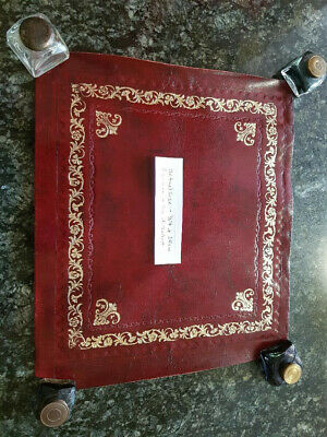 Leather replacement writing slope skiver