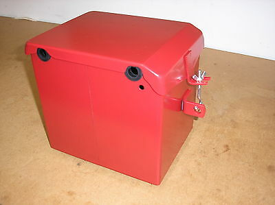 Ih / Farmall / H / Hv / Super H / W4 / New / Battery Box With Lid / # 19-19-4