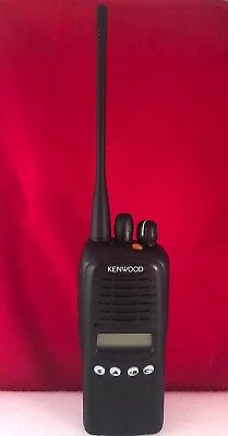 Kenwood TK-3180 K Portable 2 Way Radio UHF 450-512 MHz