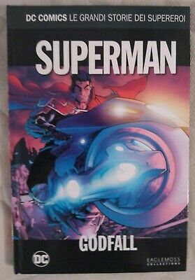 Dc Comics Le Grandi Storie Dei Supereroi - Superman Godfall - Volume Cartonato