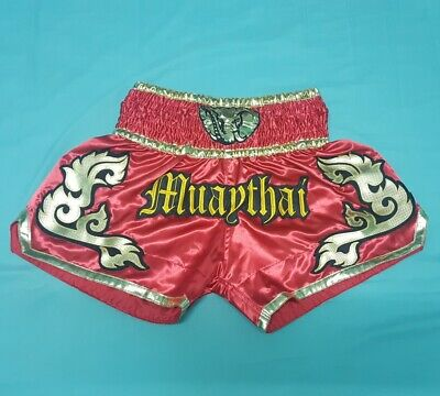 LUMPINI RTO807 Retro Muay Thai Boxing Shorts