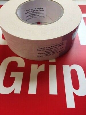 """Double Sided Premium Advanced Golf Grip Tape 2"""" Double Layered Roll 14 Clubs"""