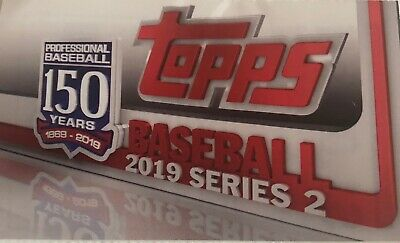 2019 Topps Series 2 Inserts/Parallel/Serial # - Pick your Card -Buy 3 Get 1 Free