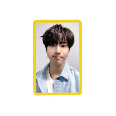 [STRAY KIDS]Cle 2:Yellow Wood/Side Effects/Official Photocard/YELLOW-HAN