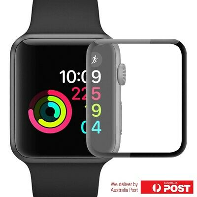 Apple iWatch Screen Protector Compatible for Series 2,3,4 (38mm 40mm 42mm 44mm)