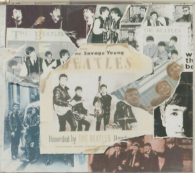 2 CD BOX SET WITH BOOKLET - THE BEATLES - ANTHOLOGY 1 - HOW DO YOU DO IT etc.