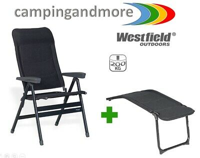 XL dl Stuhl ADVANCER Campingstuhl KLAPPSTUHL WESTFIELD 200 xodCBer