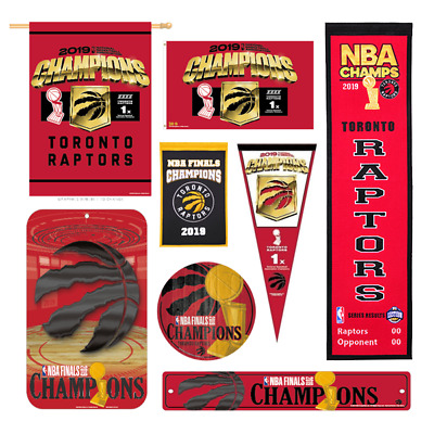Toronto Raptors Officially Licensed 2019 Champions Collection 20+ To Choose From