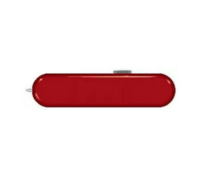Victorinox Back Scales / Handles For Knife 58Mm Red Plastic C.6300.4