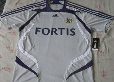 Shirt Camiseta Maillot ANDERLECHT Size XL new w/tags Season 2005 Vintage away