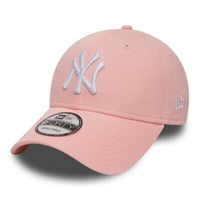 New York NY Yankees Essential Pink 9FORTY New Era Cap | New w/Tags | Top Brand