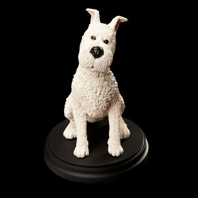 WETA SNOWY PET DOG SUPER CUTE STATUE SOLDOUT VERY RARE tintin sideshow xm studio