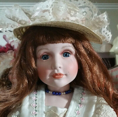 LARGE PORCELAIN DOLL  50cm