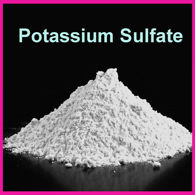 Au Seller Organic Potassium Sulfate Sulphate Pure Technical Grade FREE FAST POST