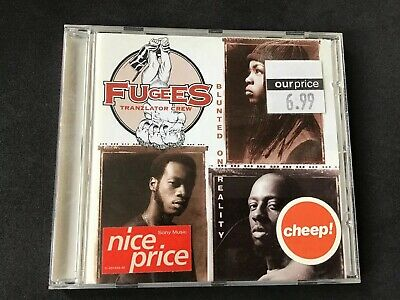 THE FUGEES - Blunted On Reality [New Vinyl LP] Holland