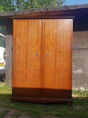 Reduced!!! Stag Minstral Wardrobe