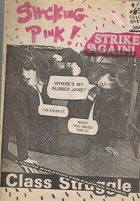 3 issues  of   shocking pink