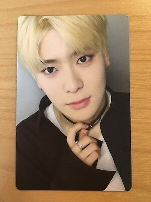 NCT 127 Limitless JAEHYUN official paper toy photocard