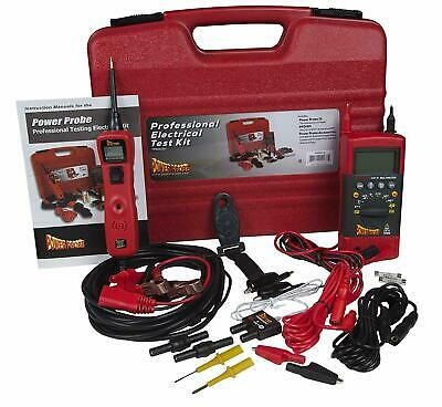Power Probe 3 Powerprobe & Digital Multimeter Set Twin Pack PPROKIT01