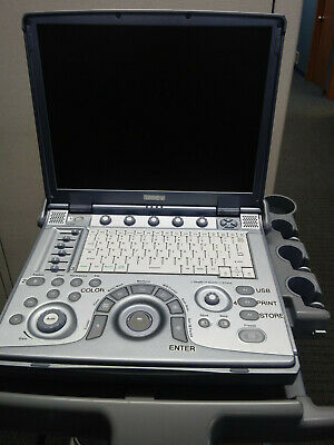 LOGIQ E PORTABLE Ultrasound - GE Machine System Only