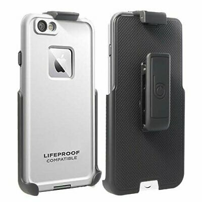 new arrival d4518 62e27 180°ROTATING BELT CLIP Holster for LifeProof FRE Case iPhone 8 Plus 5.5''  Holder