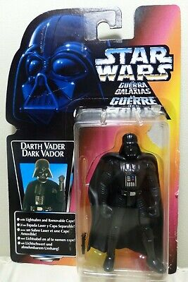 """Star Wars Kenner 3.75"""" The Power of the Force DARTH VADER ¡como nuevo!"""