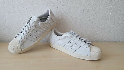 ADIDAS ORIGINALS SUPERSTAR 80s Triple White B37995 Sneaker
