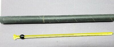 VINTAGE Weksler Lab Glass Thermometer  Ept NY USA -20 TO +120