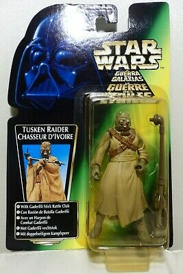 """Star Wars Kenner 3.75"""" The Power of the Force TUSKEN RAIDER ¡nuevo!"""