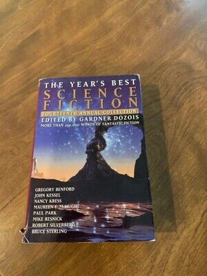 The Year's Best Science Fiction 14th Annual Collection 1997 Hardback