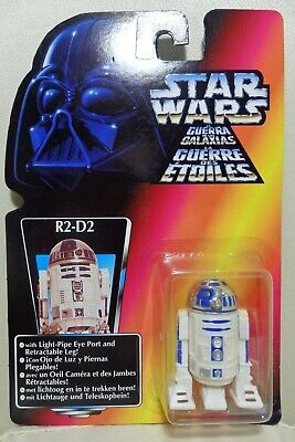 """Star Wars Kenner 3.75"""" The Power of the Force R2-D2 ¡nuevo!"""