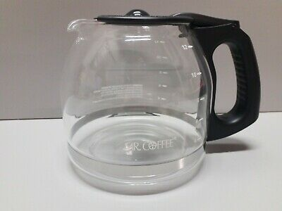 Mr Coffee PLD12-1 Replacement 12 Cup Carafe Coffee Maker Pot New not in box