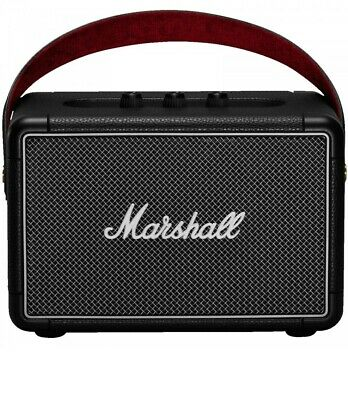 MARSHALL Marshall Kilburn II Bluetooth Speaker Black Color Genuine