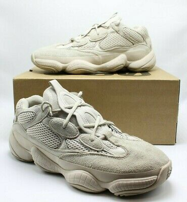newest fbe41 7c92e ADIDAS YEEZY DESERT Rat 500 Blush Sneaker Suede & Leather ...