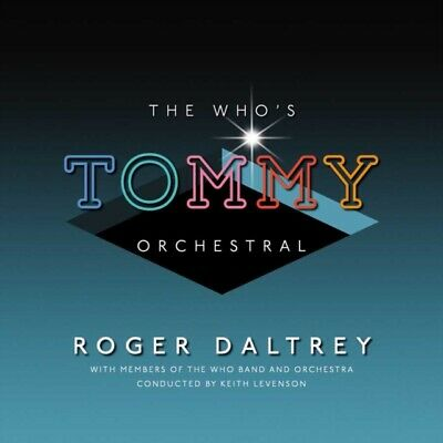 "Roger Daltrey - The Who¿s ""tommy"" Orchestral NEW CD"