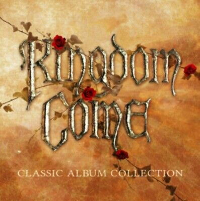 Kingdom Come - Get It On: 1988-1991 - Classic Album Collection NEW CD