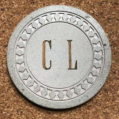 Club Lake Illegal Casino Gambling Chip Forrest City Hot Springs Arkansas