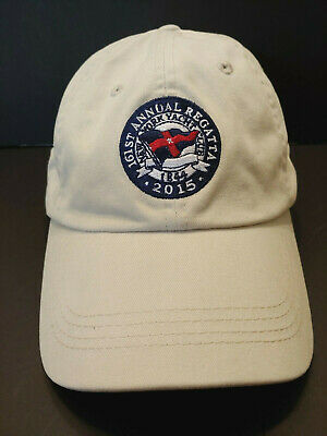 7f7113ffdd1157 Authentic 2015 Rolex New York Yacth Club 161St Regatta Strapback Baseball  Cap
