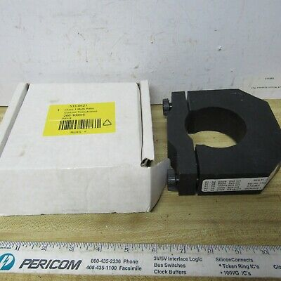 Current Transformer 200 400 600 800 1000 amps to 5 amps New old stock